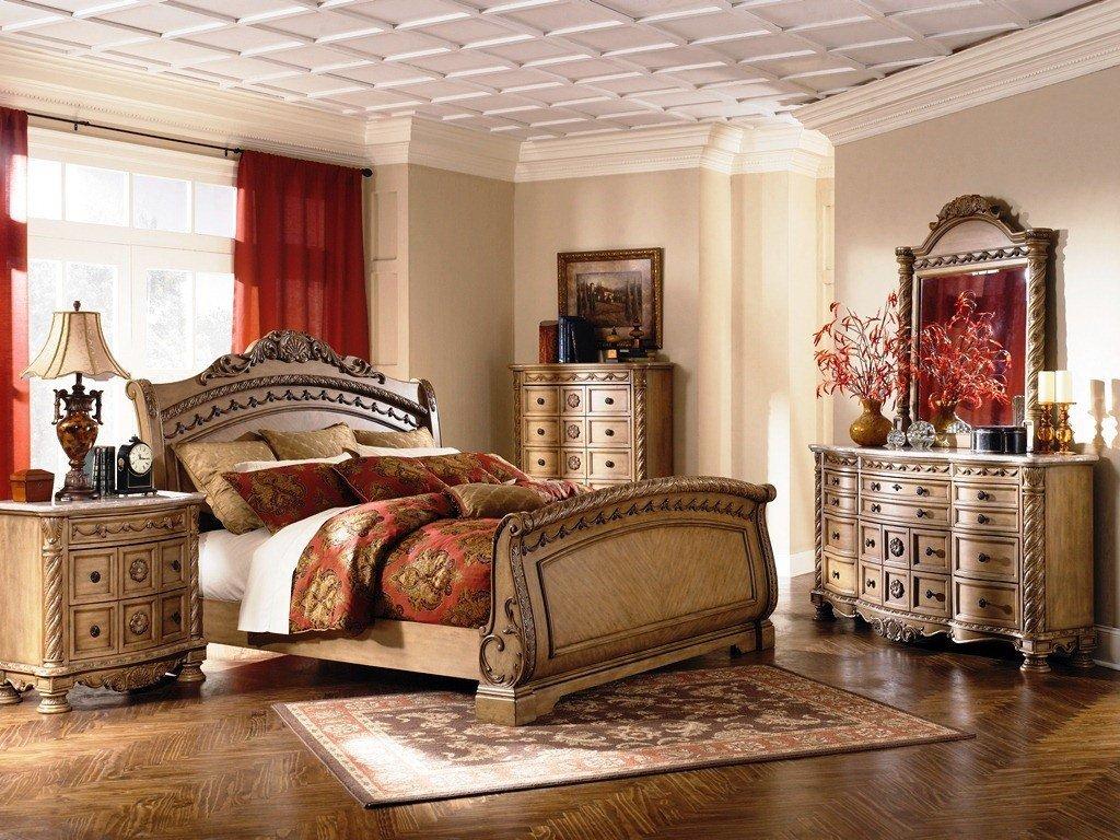 ashley furniture bedroom set - home furniture design