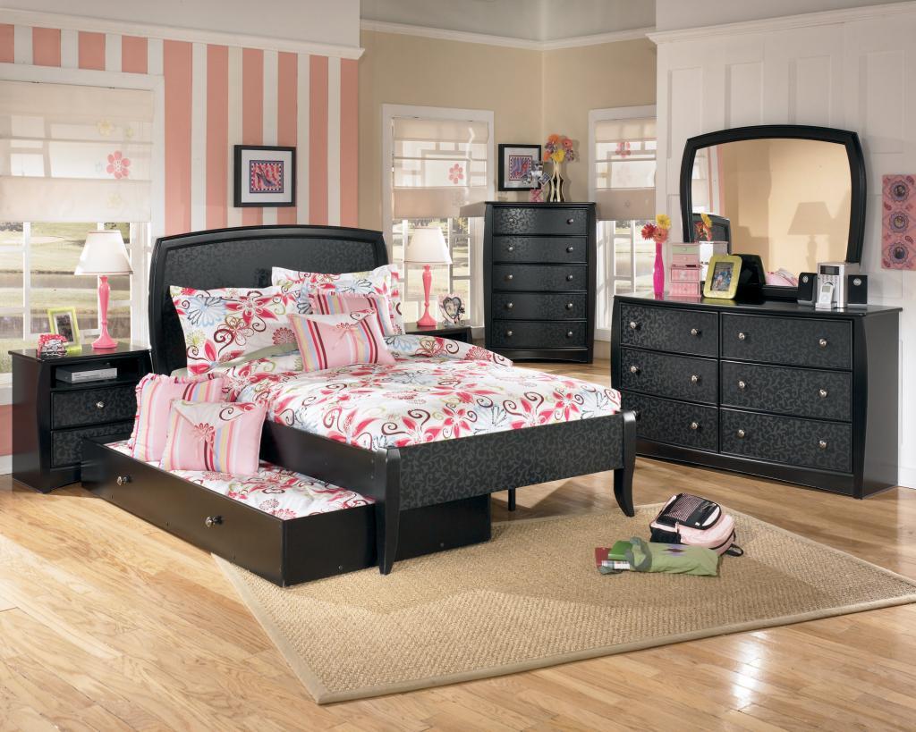 Ashley Furniture Black Bedroom Set - Home Furniture Design
