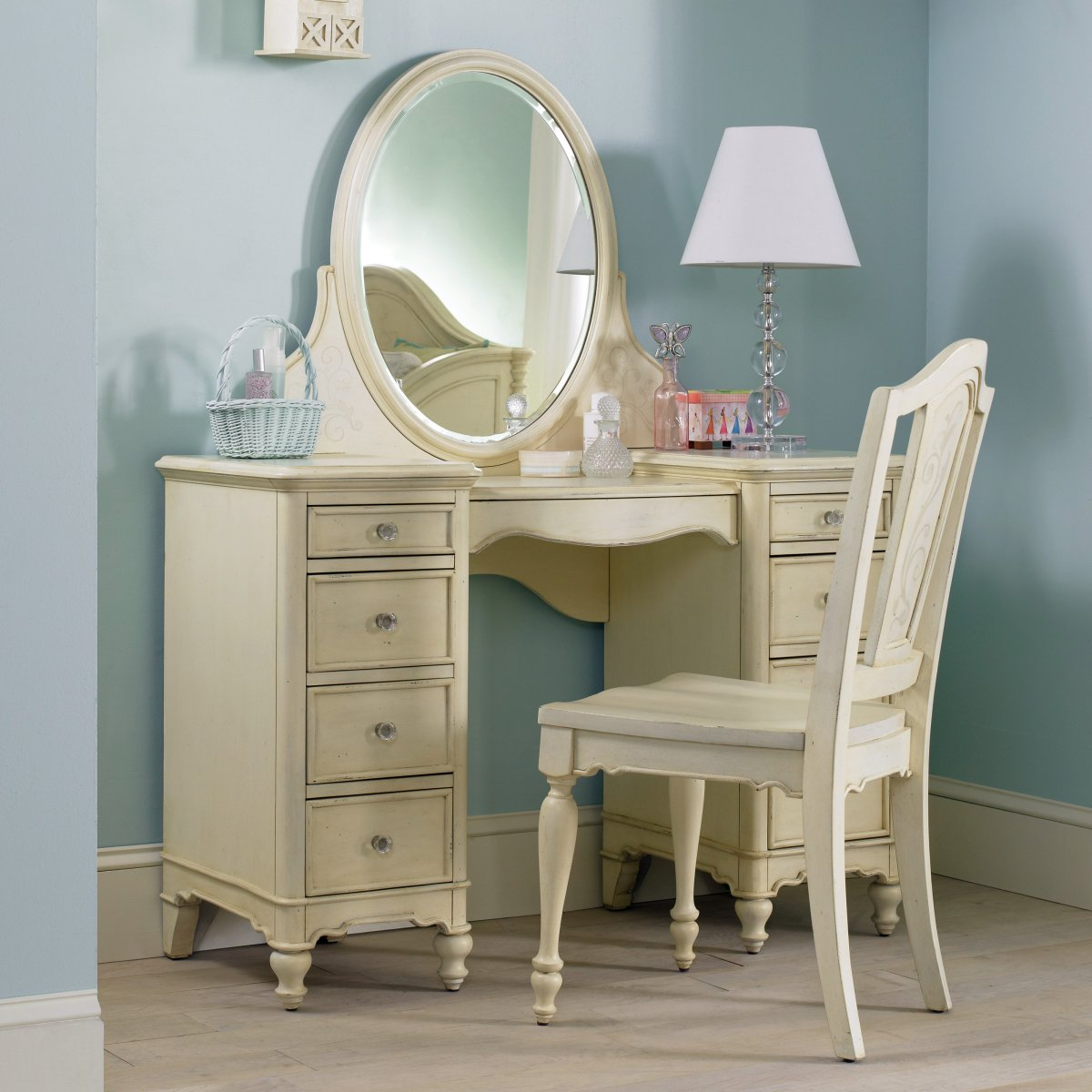 Bedroom vanity desk home furniture design - Bedroom desk chair ...
