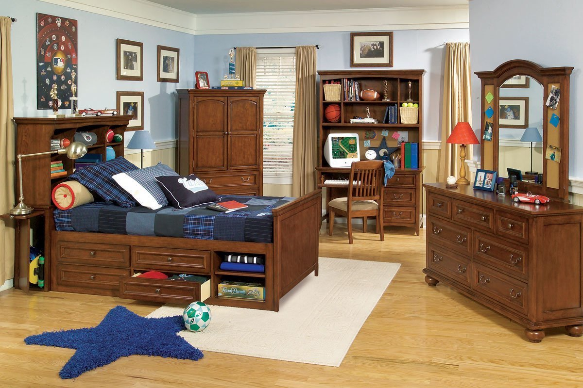 Boys Bedroom Sets With Desk Home Furniture Design
