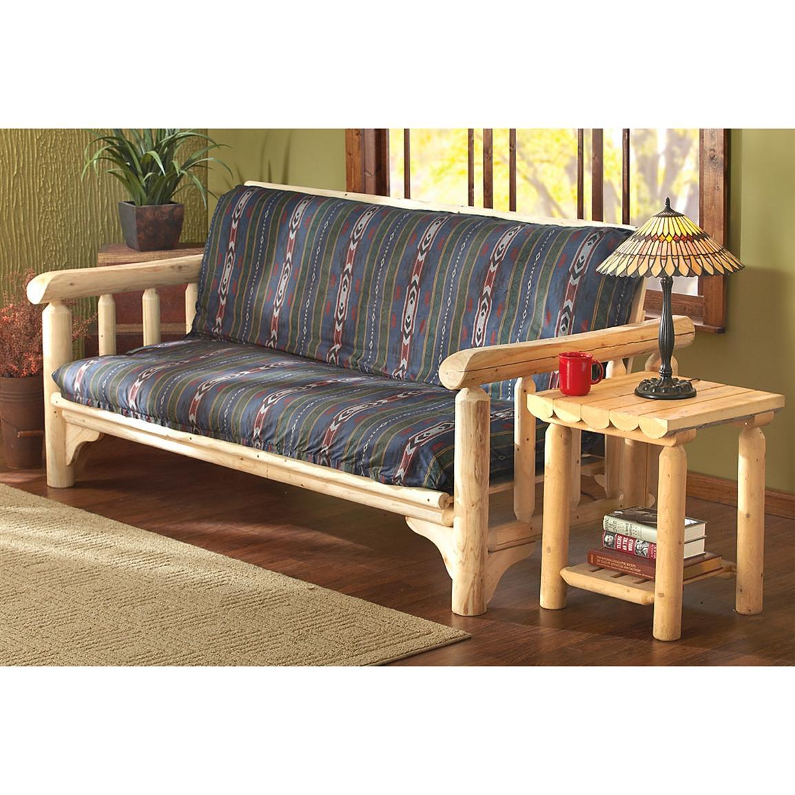 camouflage futon cover home furniture design