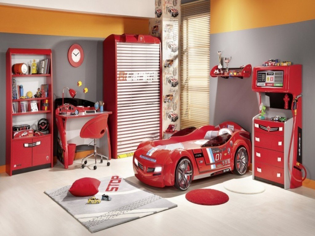 Mcqueen Room Ideas