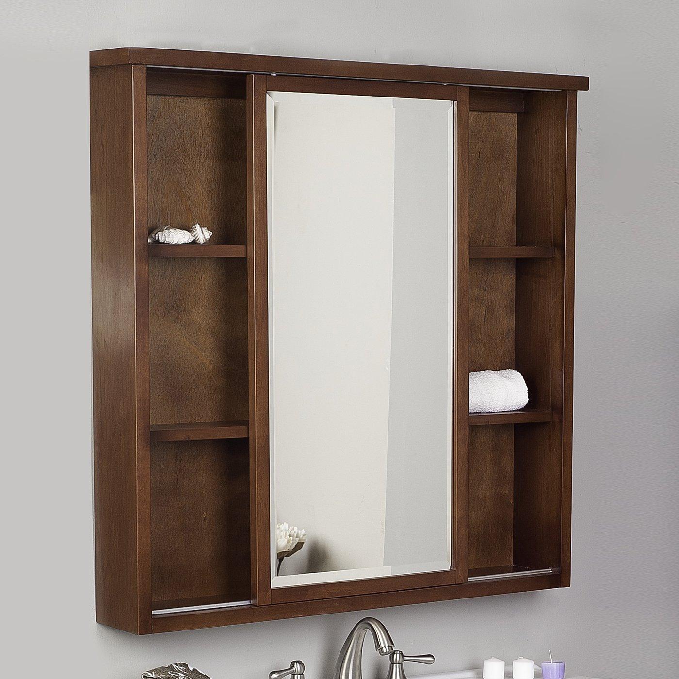 Cherry Medicine Cabinet Home Furniture Design