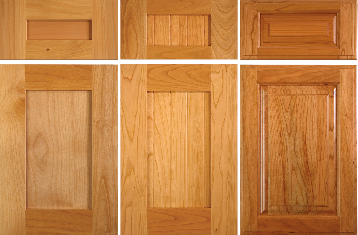 Cherry Wood Cabinet Doors Home Furniture Design