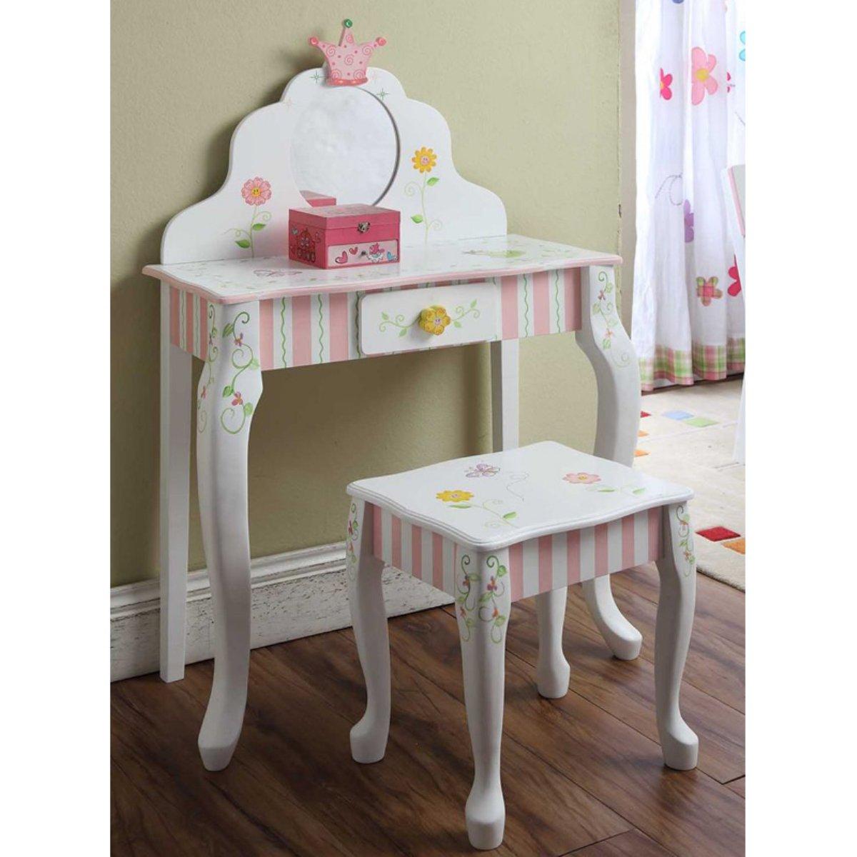 Childrens Vanity Desk Home Furniture Design