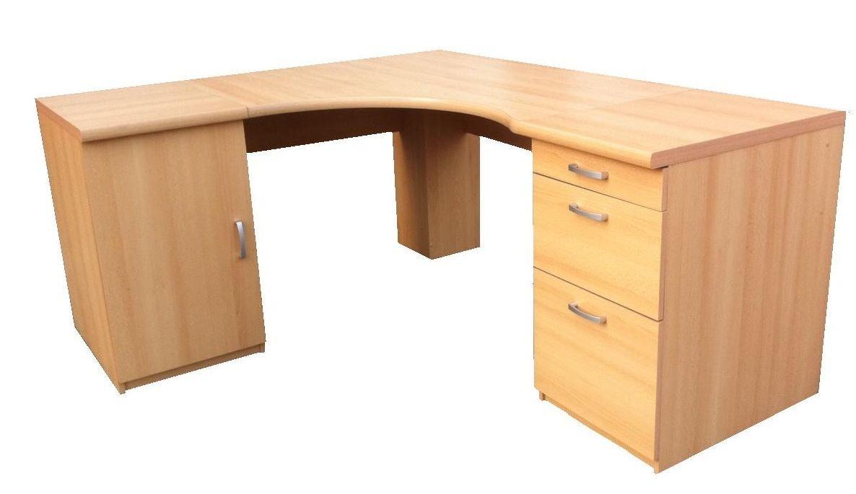 Corner Study Desk Home Furniture Design