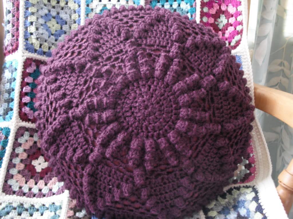 Crochet Pillow Cover Pattern Home Furniture Design