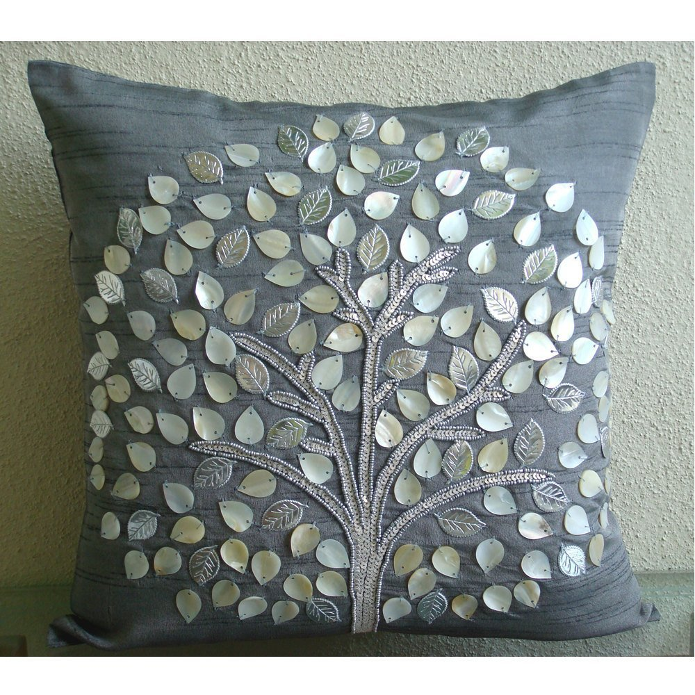How To Make Decorative Throw Pillow Covers : Decorative Pillow Covers - Home Furniture Design