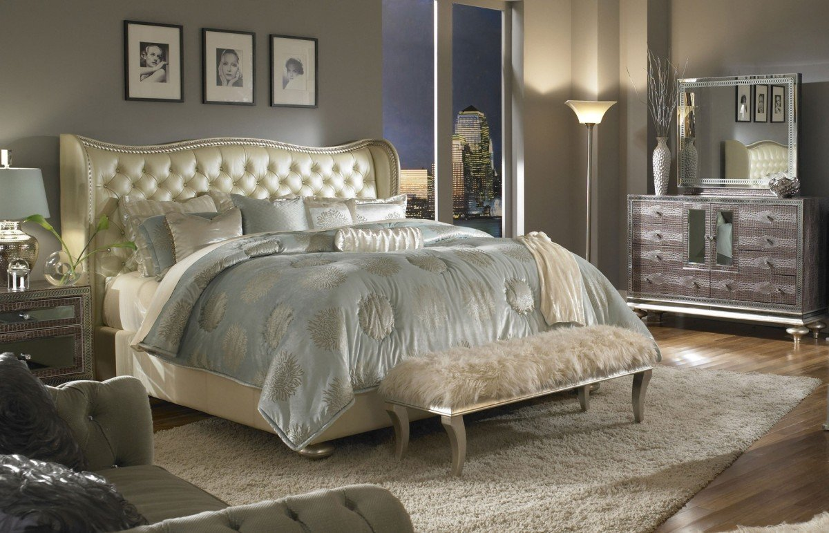Elegant King Size Bedroom Sets Home Furniture Design