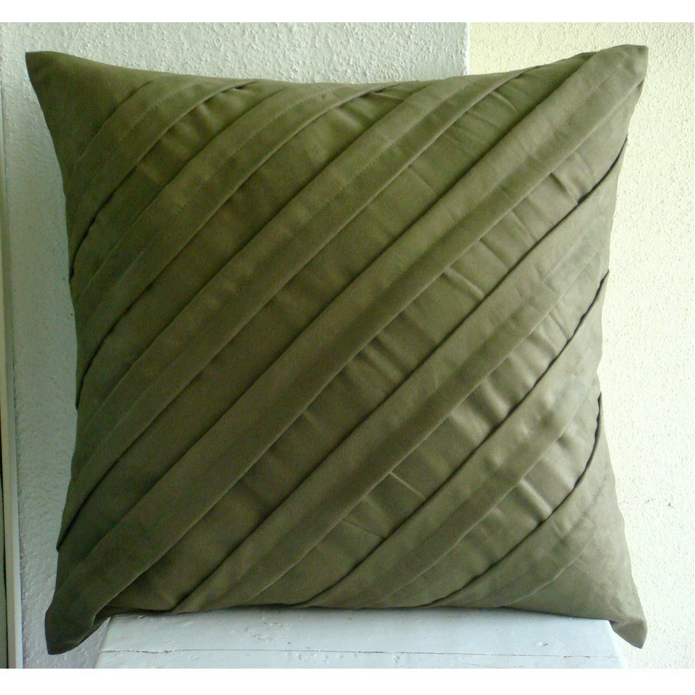 Decorative Pillow Covers Ideas : Green Throw Pillow Covers - Home Furniture Design