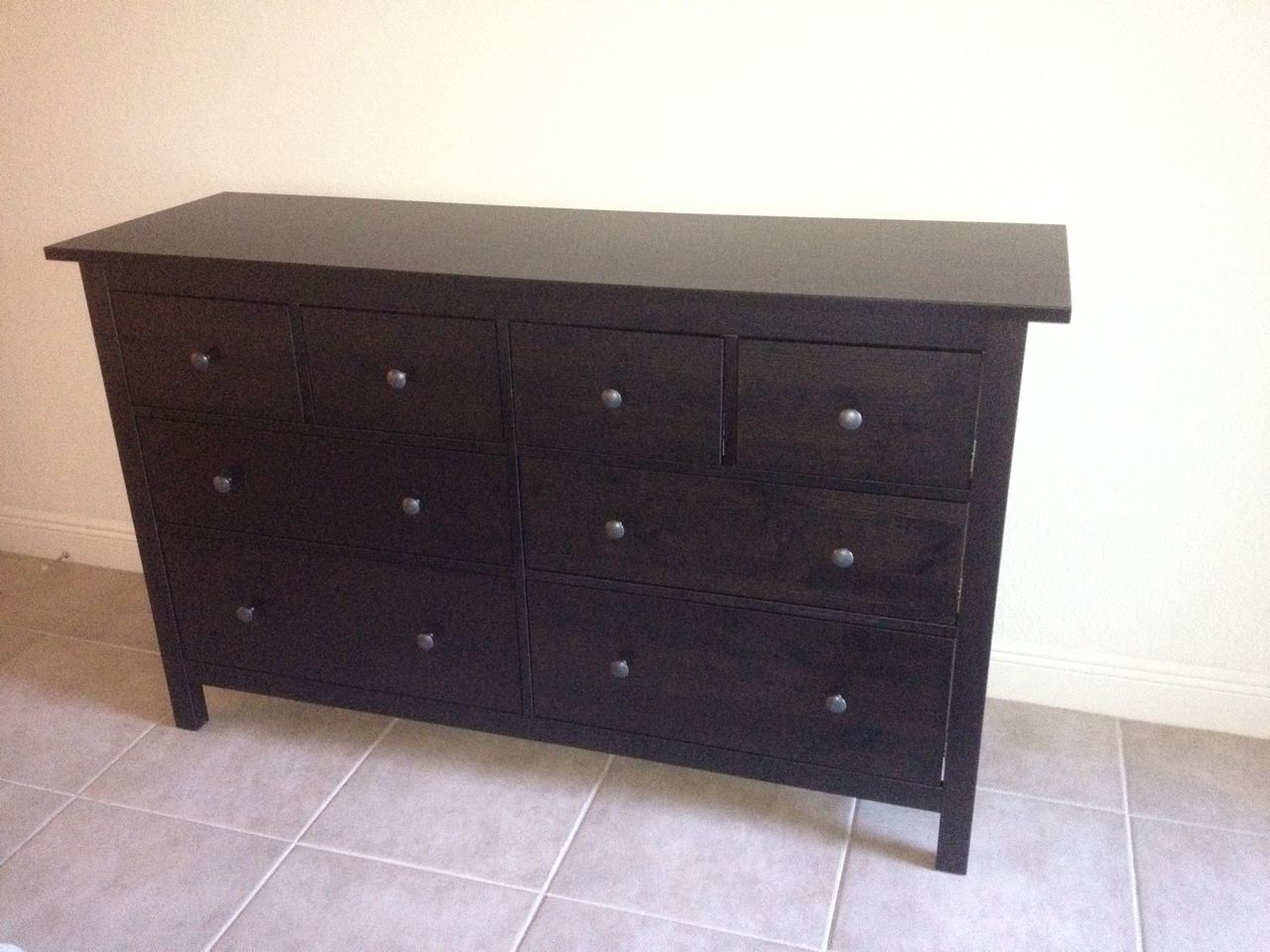 hemnes 8 drawer dresser home furniture design. Black Bedroom Furniture Sets. Home Design Ideas