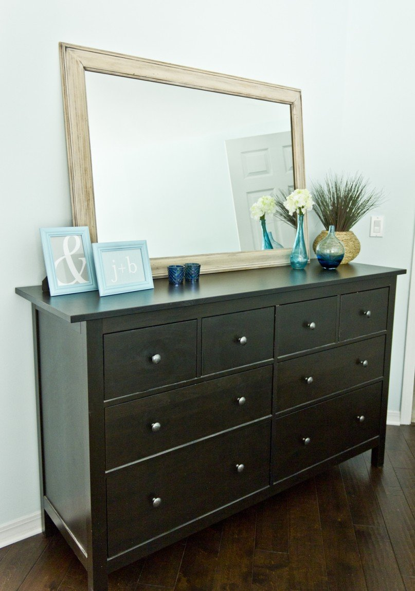 Ikea dresser hemnes home furniture design for Bedroom dressers ikea