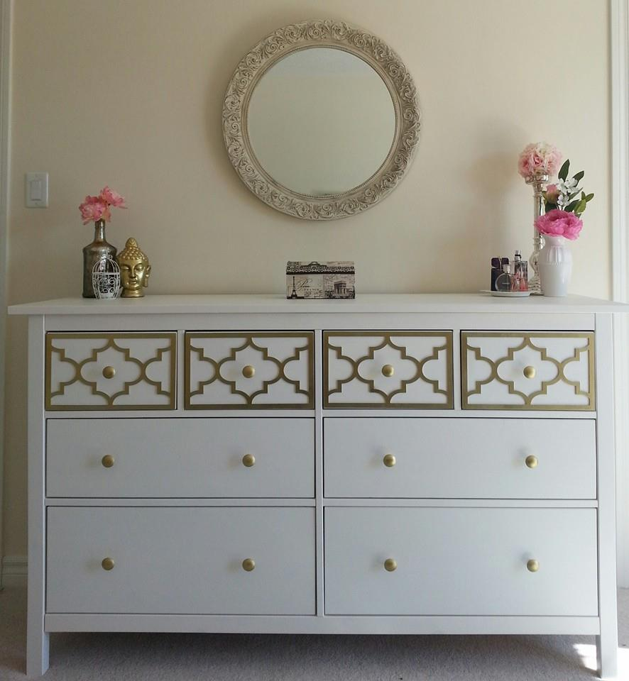 Ikea Hemnes Dresser With Mirror Home Furniture Design