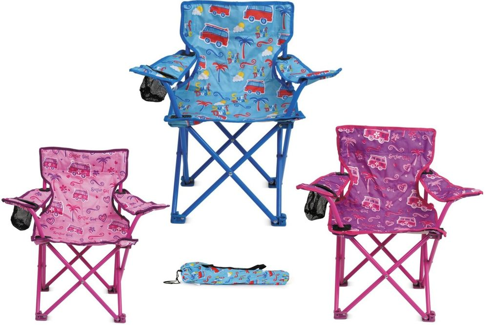 Kids Folding Camping Chair - Home Furniture Design