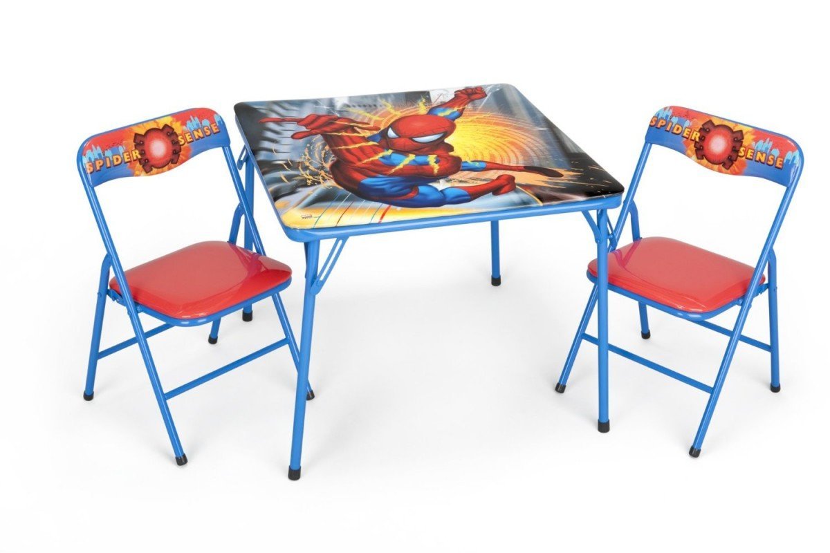 Toddler Folding Table And Chairs