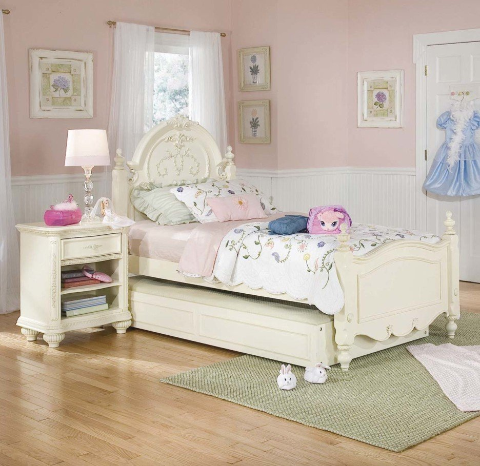 kids white bedroom set - home furniture design