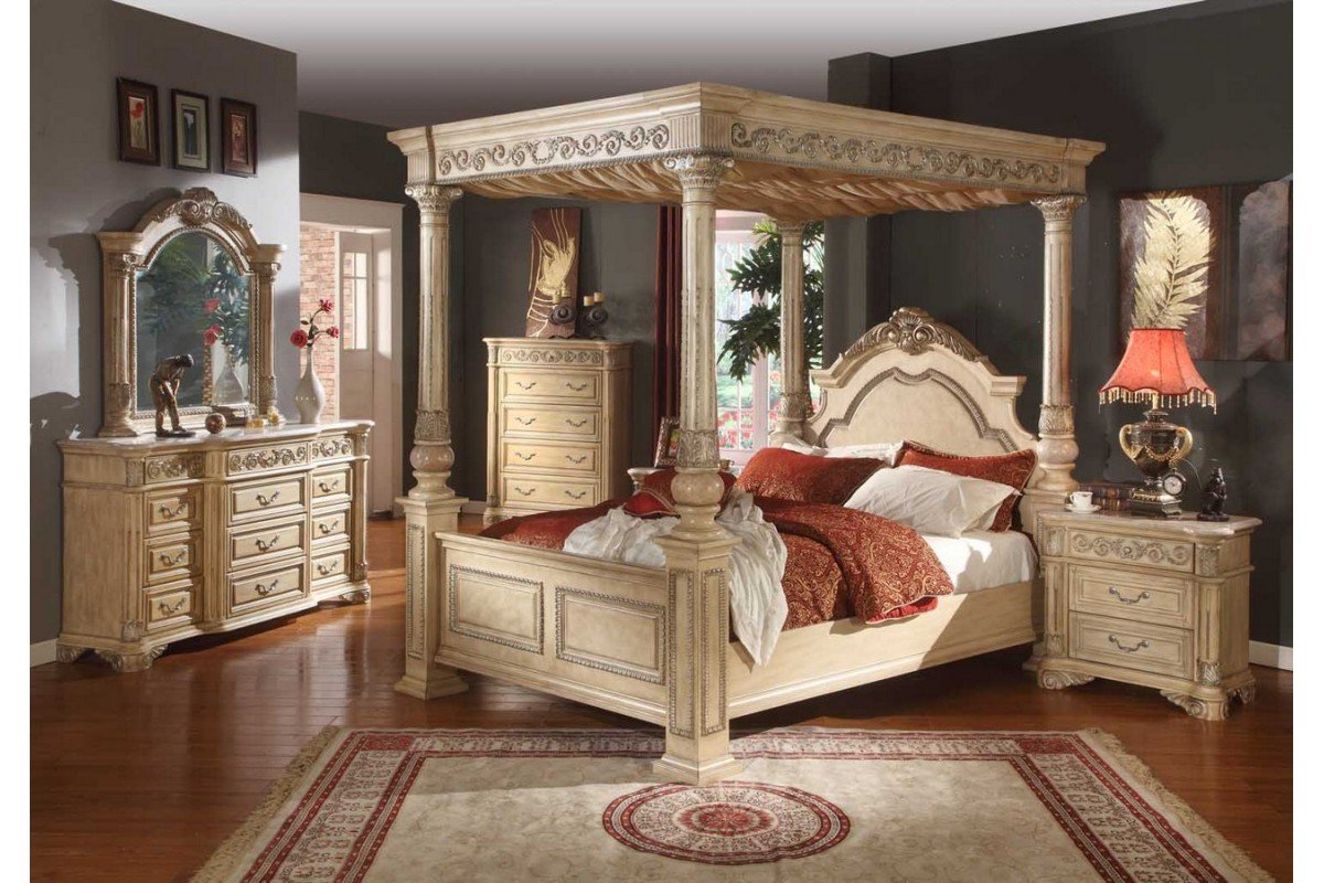 King size wall unit bedroom set home furniture design for King bedroom sets