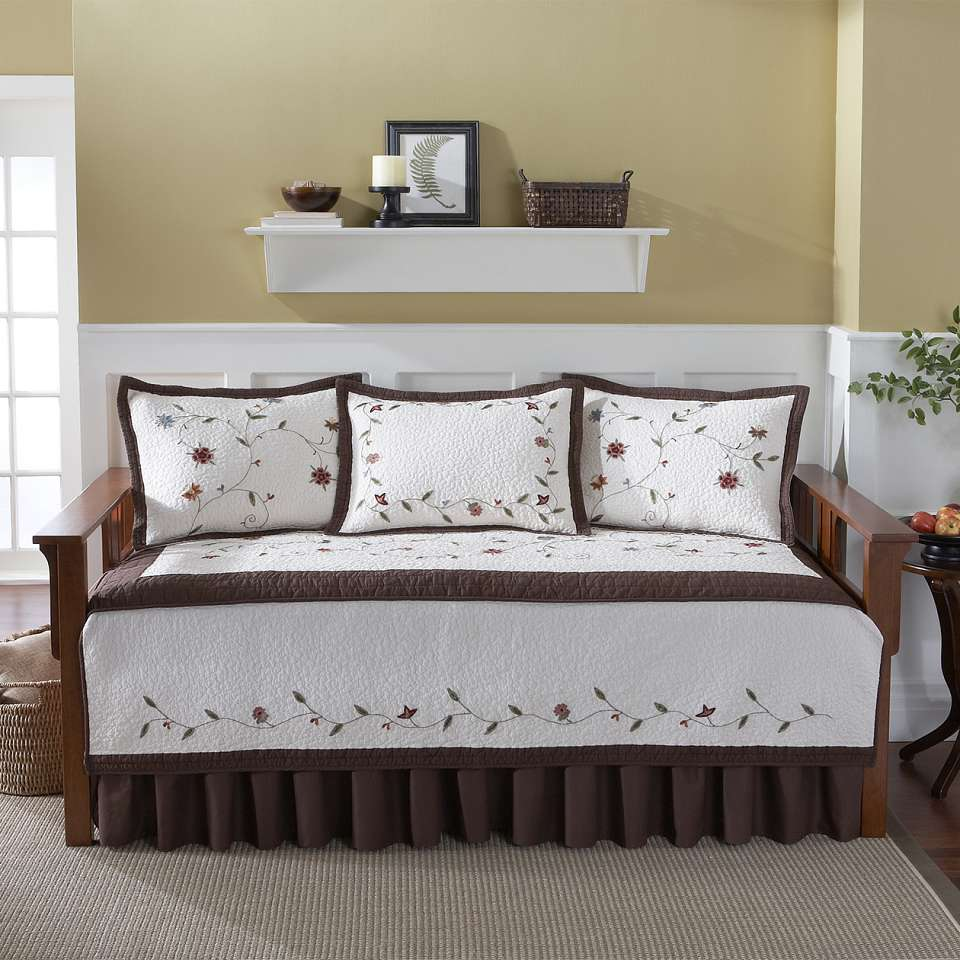 Linen Daybed Cover Home Furniture Design