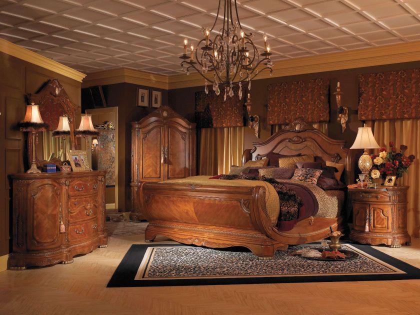 Luxury King Size Bedroom Sets Home Furniture Design