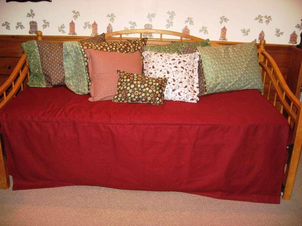 Pottery Barn Daybed Cover Home Furniture Design