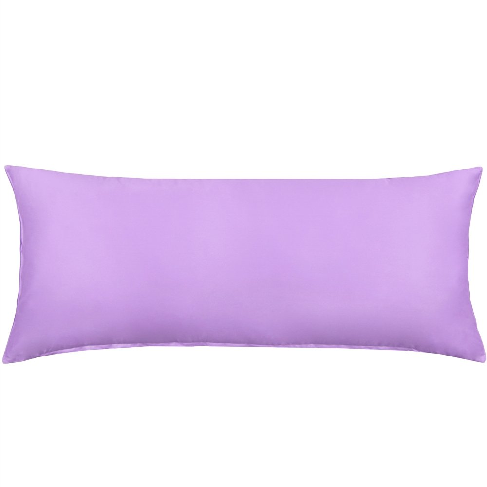 Purple Body Pillow Cover Home Furniture Design