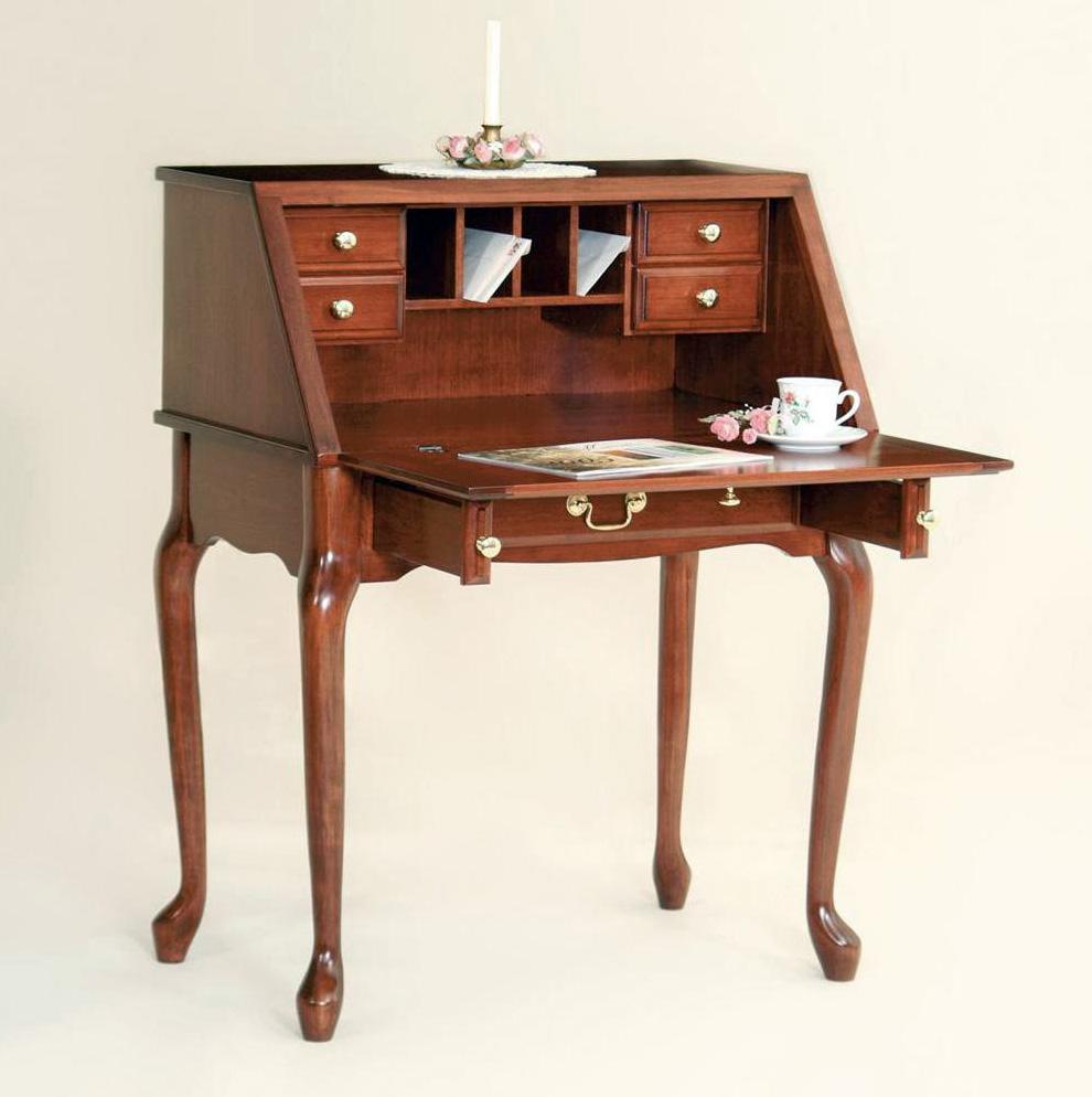 Wooden Corner Desk Plans