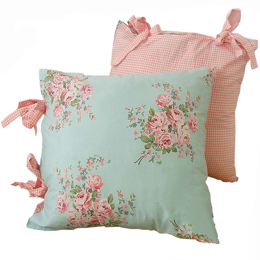 Shabby Chic Pillow Ideas : Shabby Chic Pillow Covers - Home Furniture Design