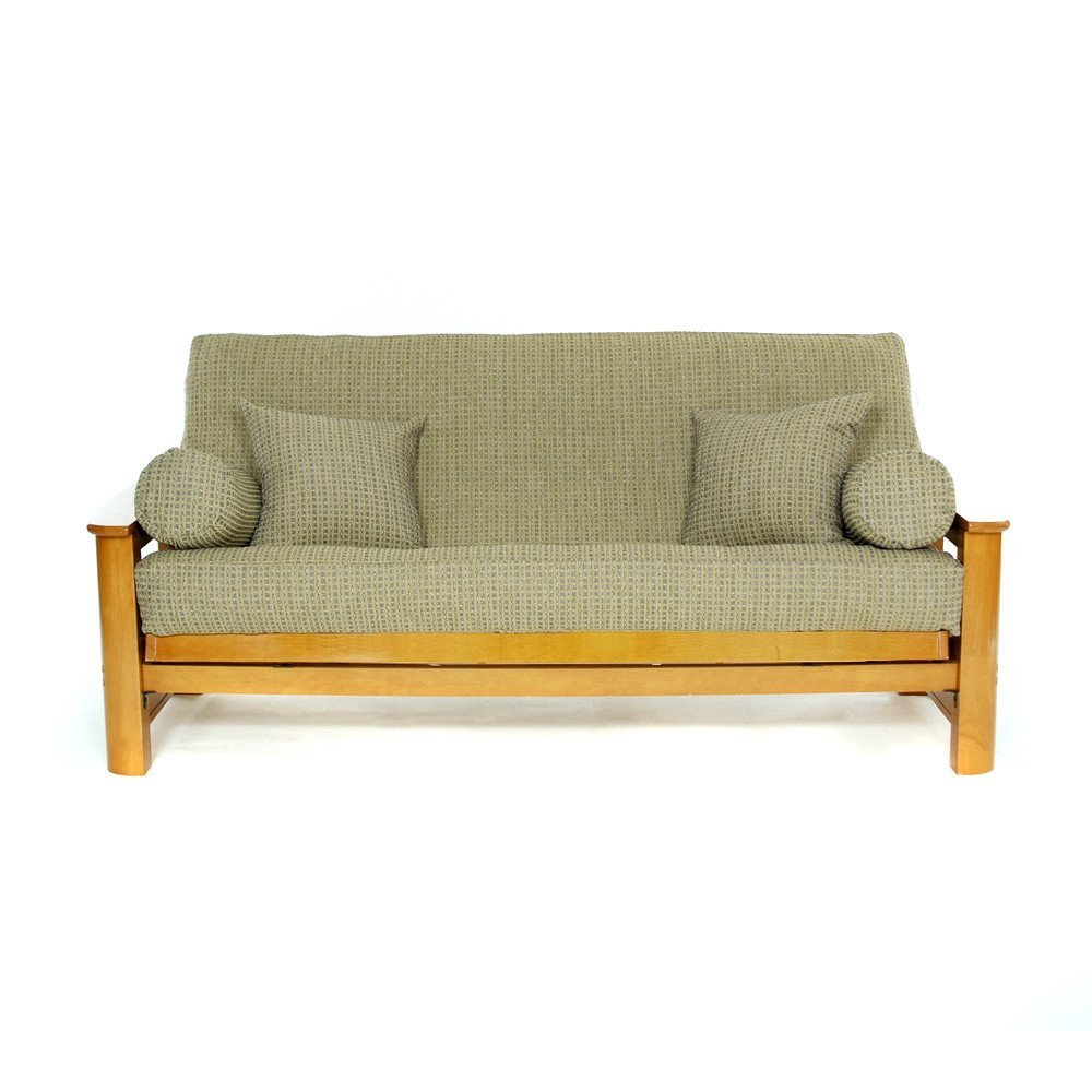 Skirted Futon Cover Home Furniture Design