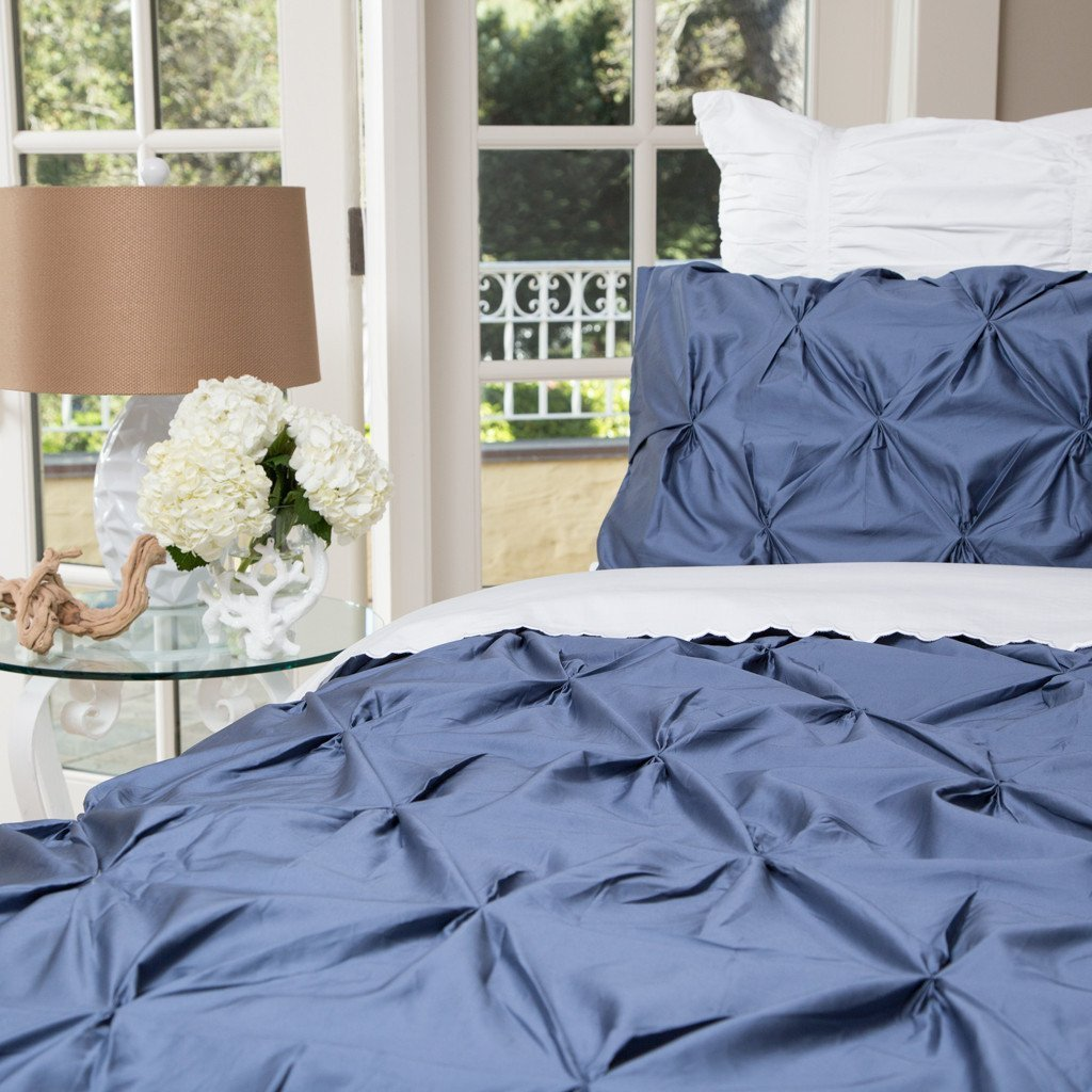 Slate Blue Duvet Cover Home Furniture Design