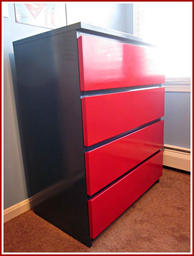 Spray Paint Dresser Home Furniture Design