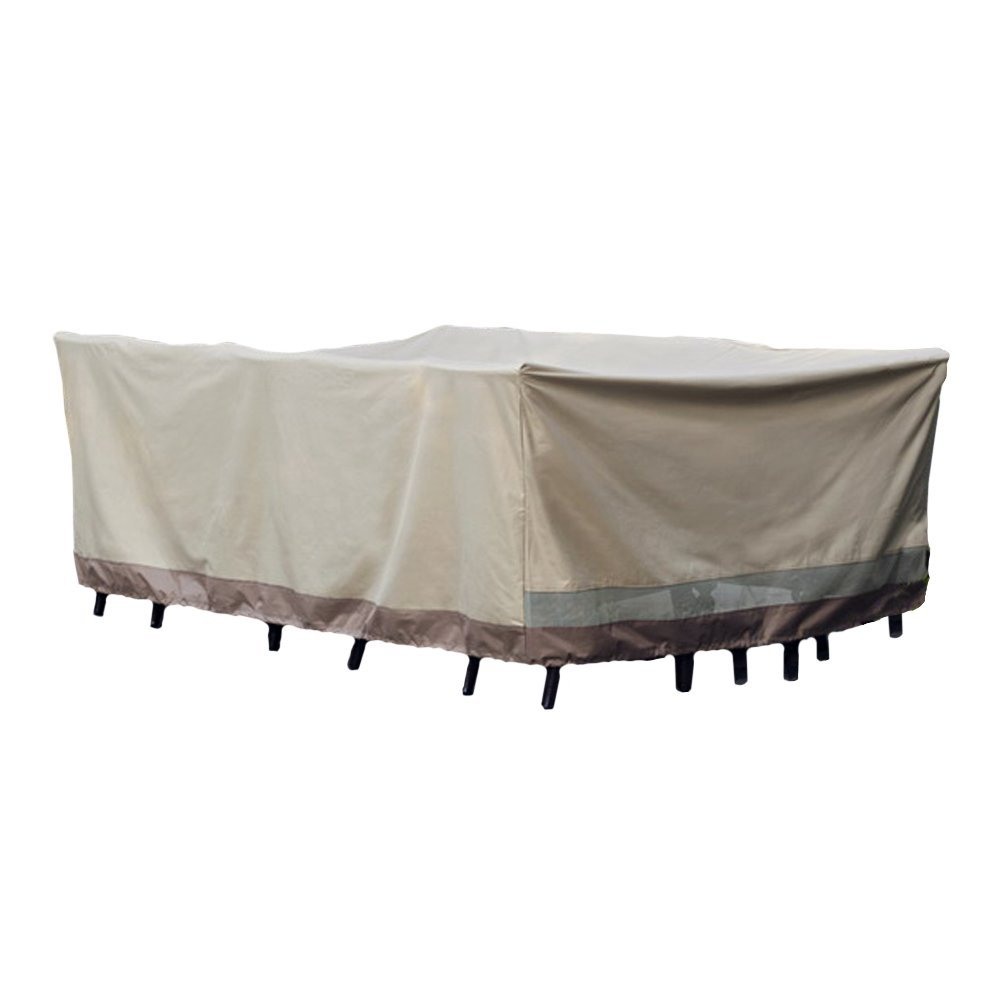 Square patio furniture covers home furniture design for Furniture covers for outdoors