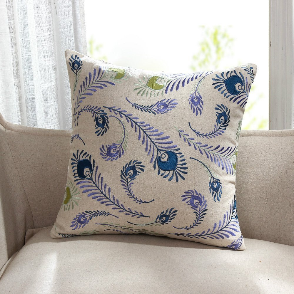 Square Pillow Covers Home Furniture Design