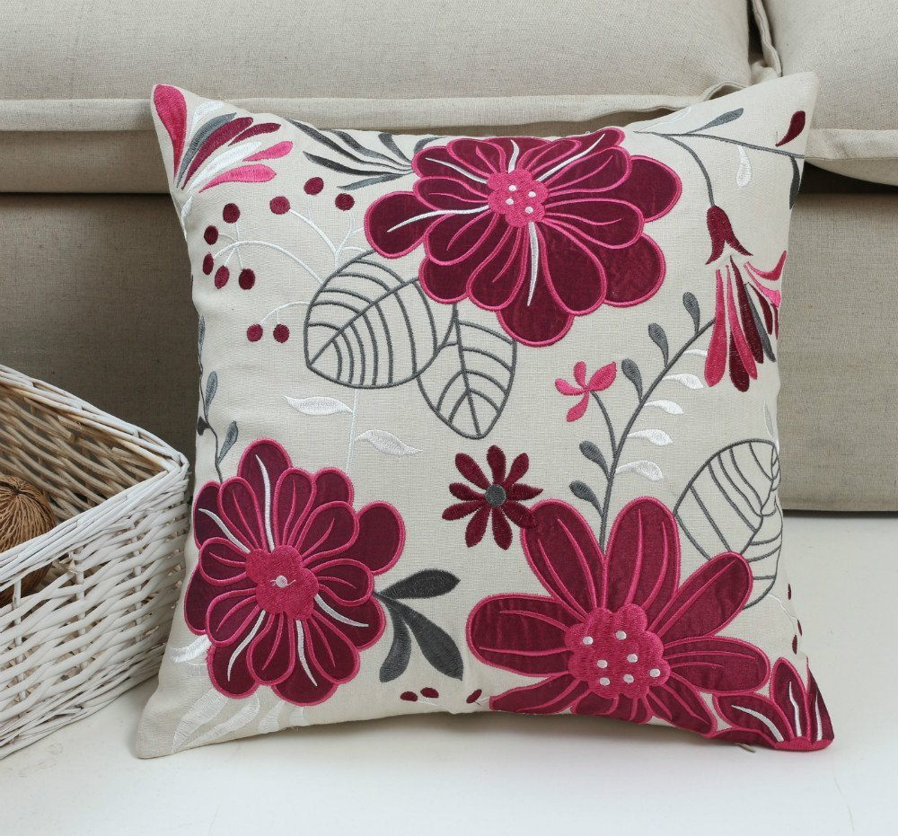 Throw Pillow Case Covers
