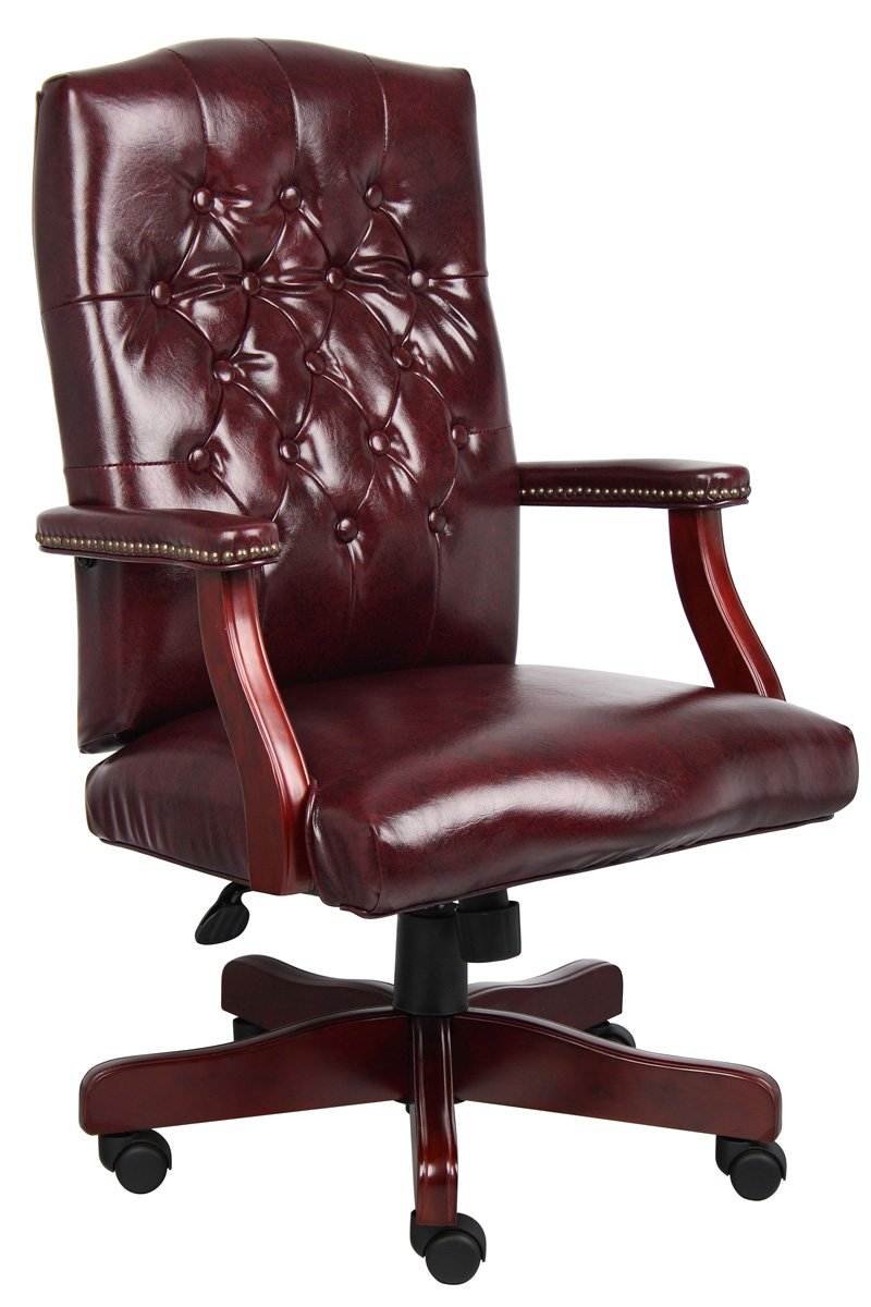 Traditional Executive Office Chair Home Furniture Design