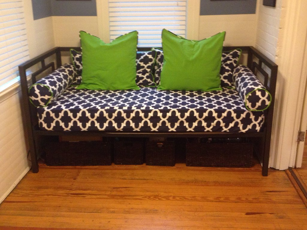 Twin Daybed Mattress Cover Home Furniture Design
