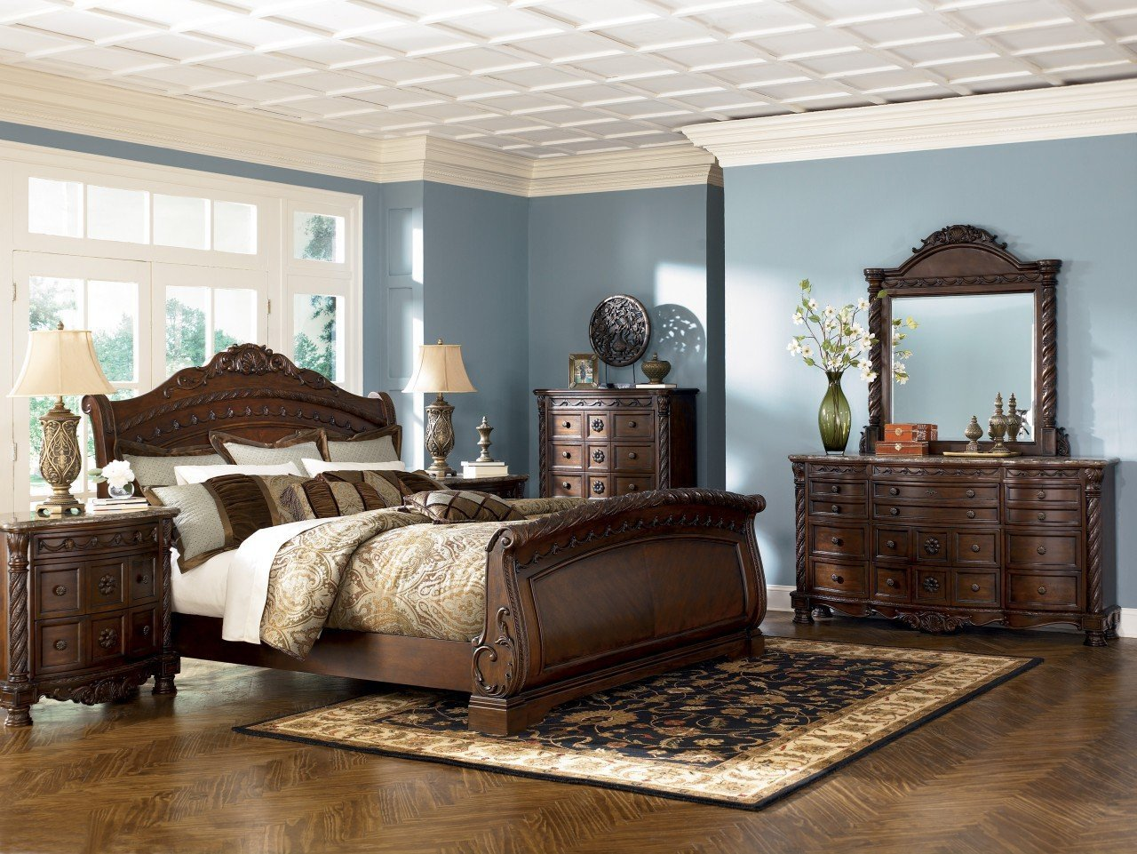 used king bedroom set home furniture design