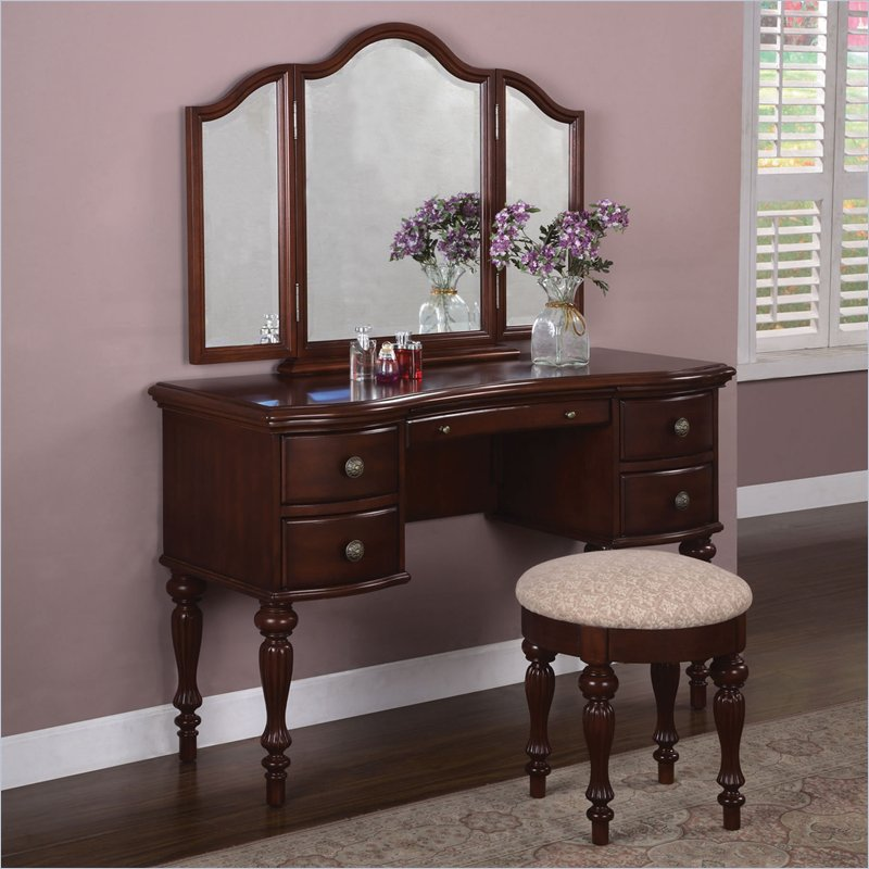 Vanity Mirror Desk Home Furniture Design
