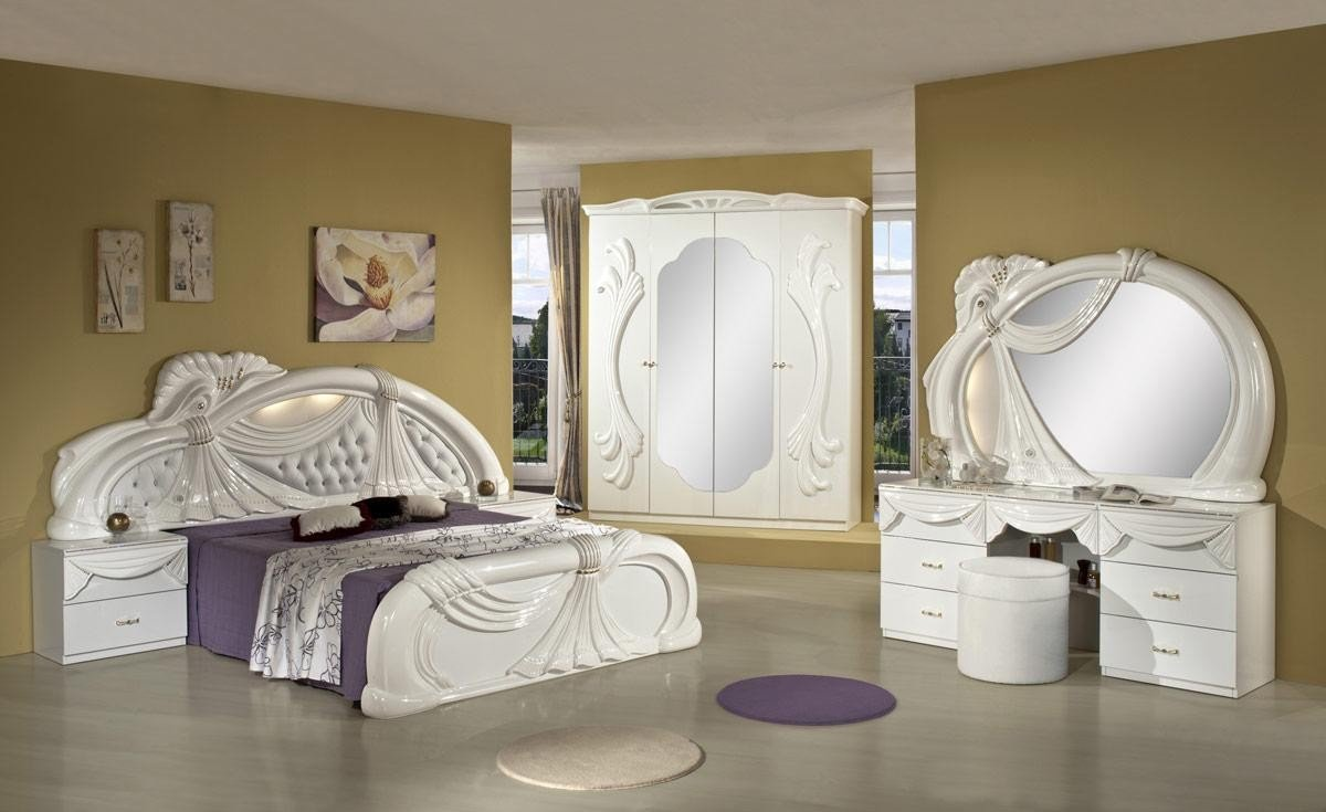 White queen bedroom furniture set home furniture design for White queen bedroom set