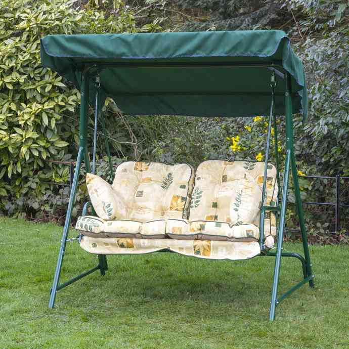 Outdoor Swing Parts : Person patio swing replacement cushions home furniture