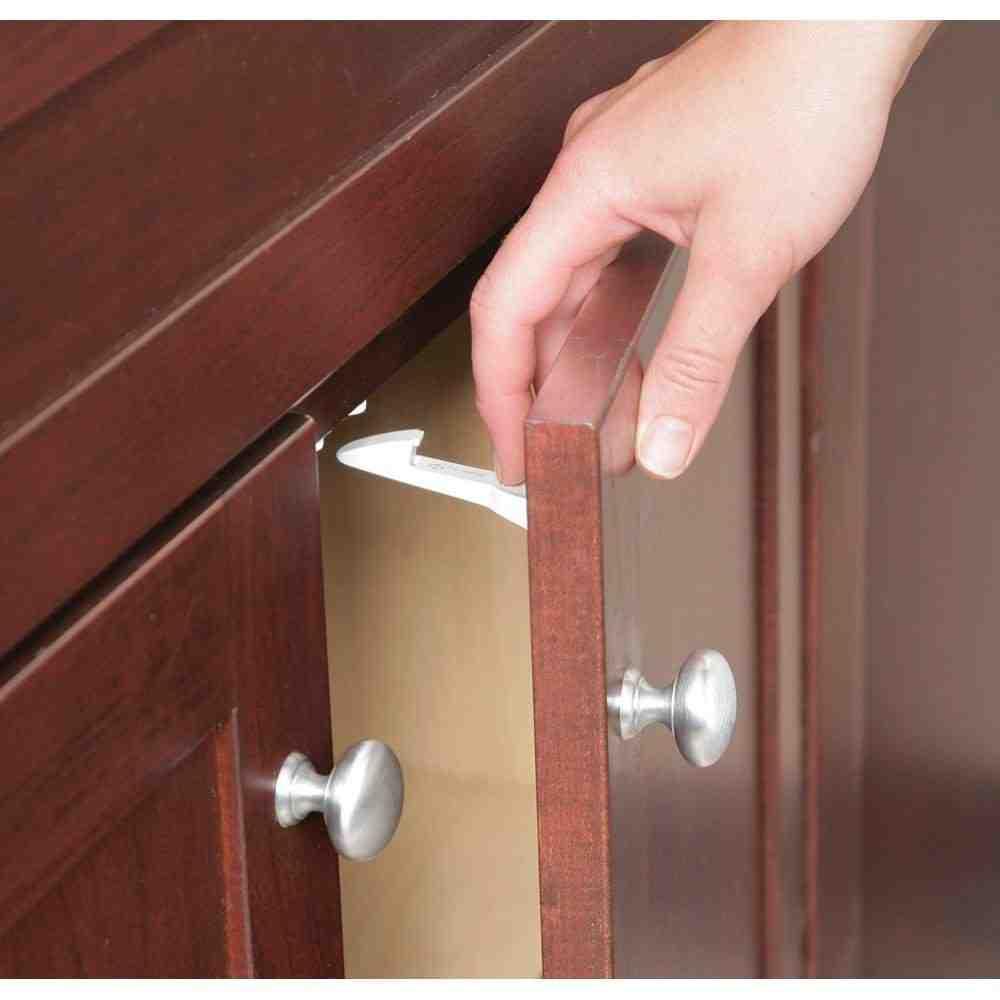 best cabinet locks for baby proofing home furniture design. Black Bedroom Furniture Sets. Home Design Ideas