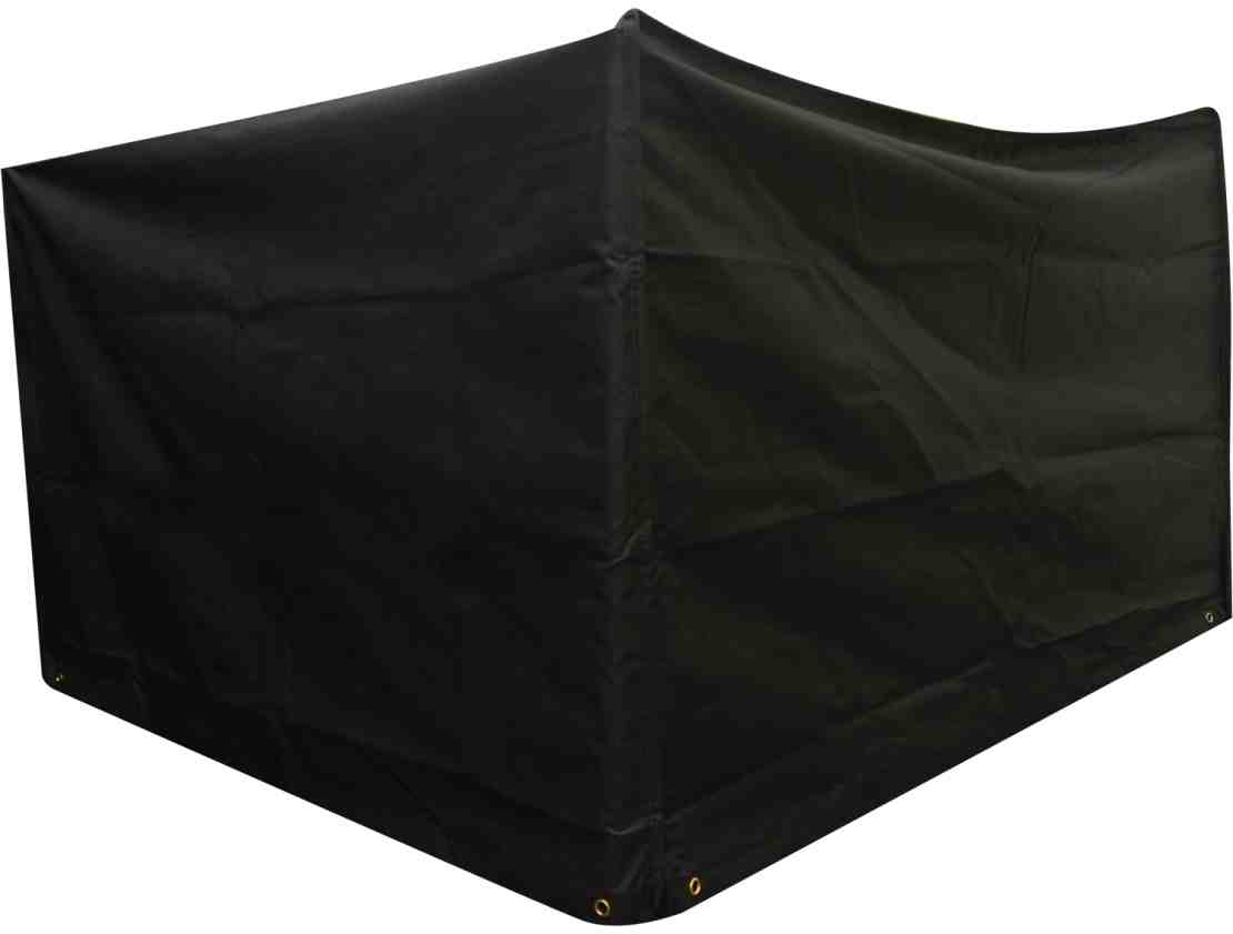 Black patio furniture covers home furniture design for Outdoor furniture covers in black