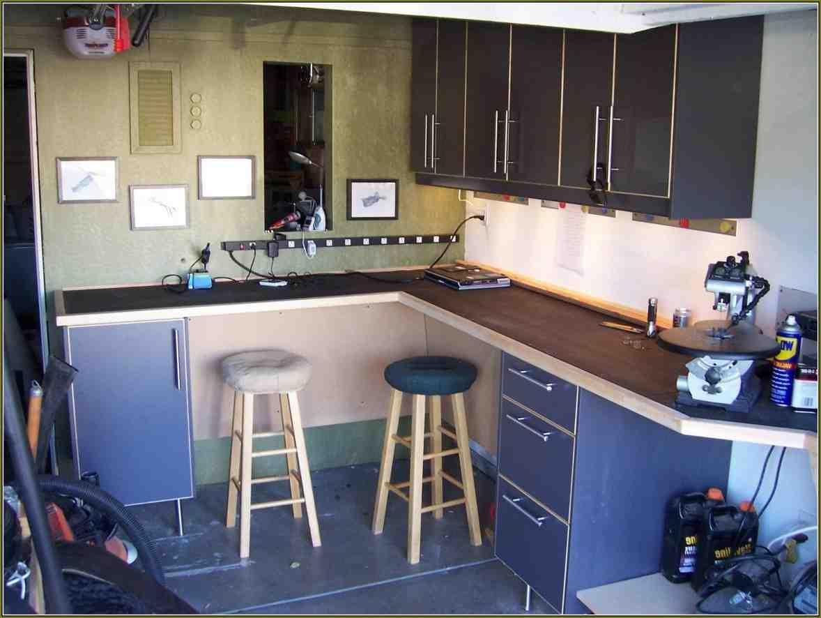 Build garage cabinets home furniture design for Cheap garage plans