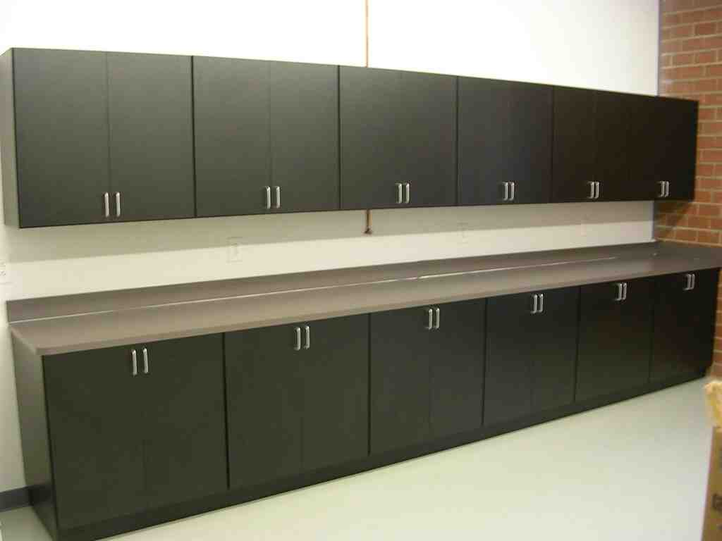 Built In Garage Cabinets Home Furniture Design