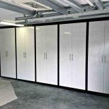 Garage cabinet kits home furniture design for Cheap garage packages