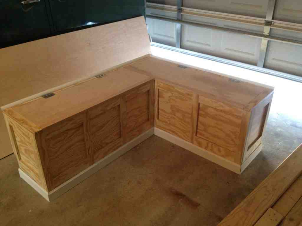 The amazing photo is other parts of Storage Bench Seat: Customize for ...