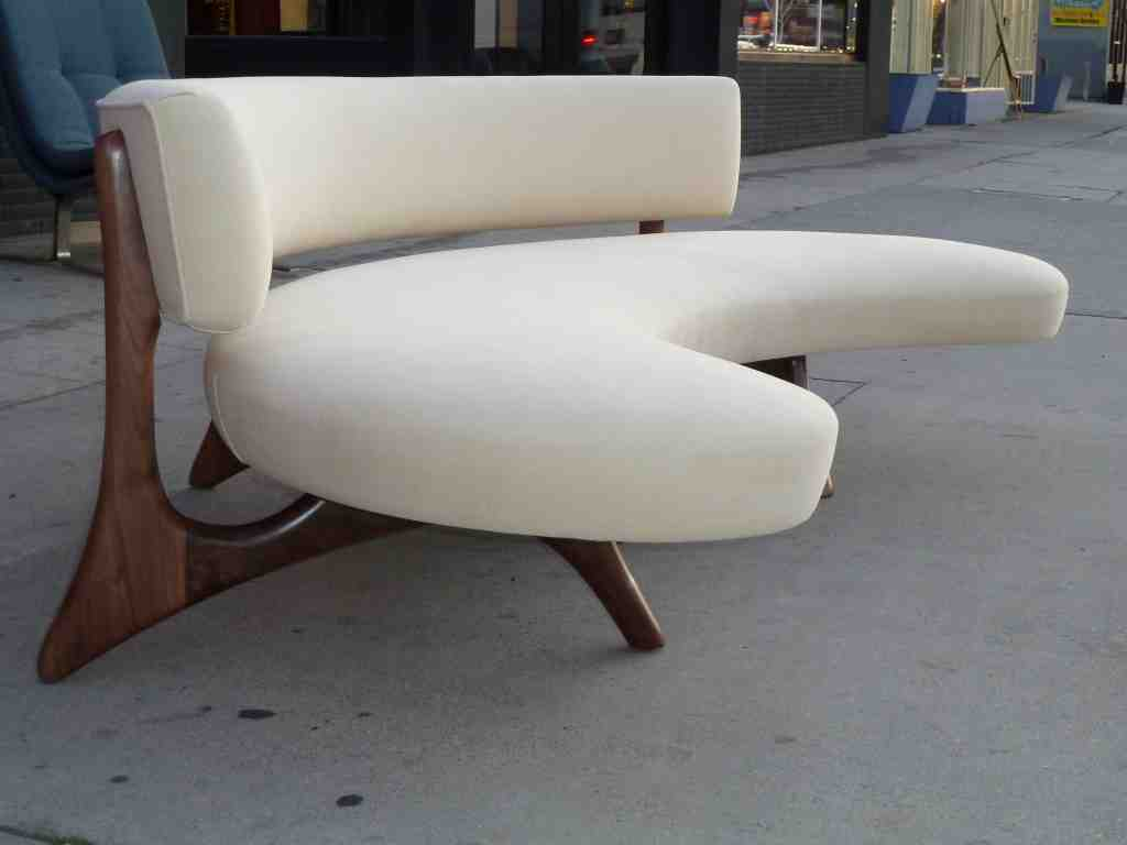 Curved Contemporary Sofa Home Furniture Design