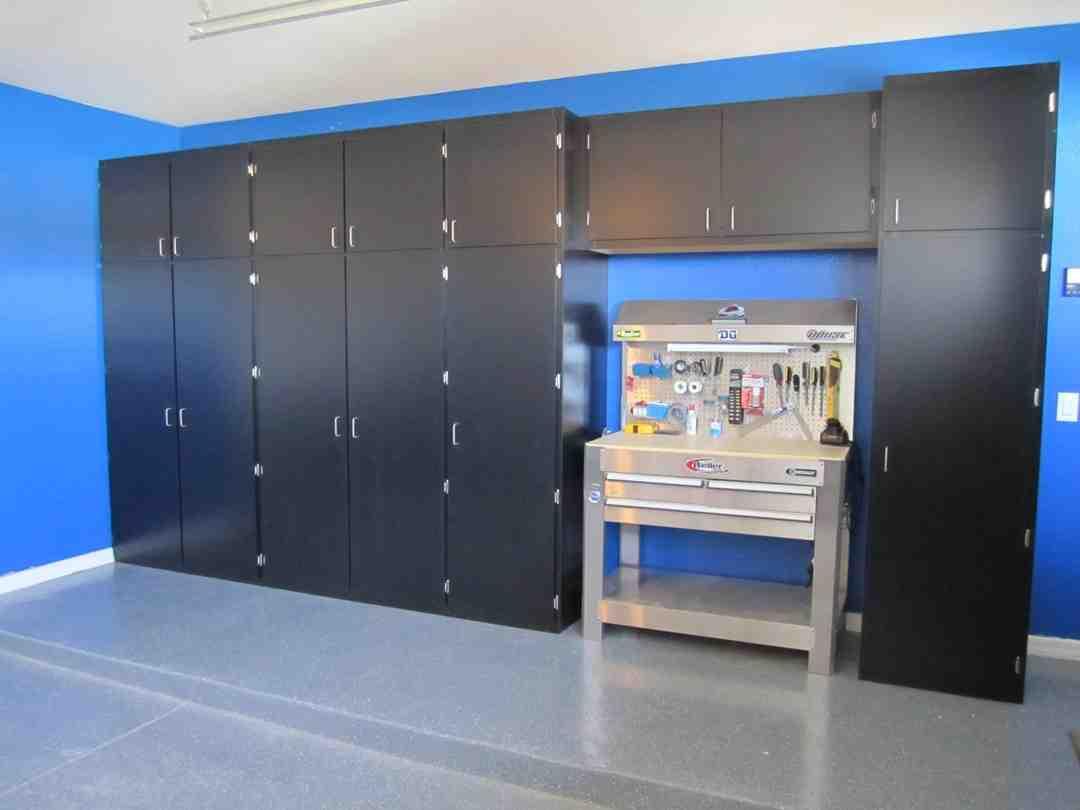 garage cabinets diy home furniture design. Black Bedroom Furniture Sets. Home Design Ideas