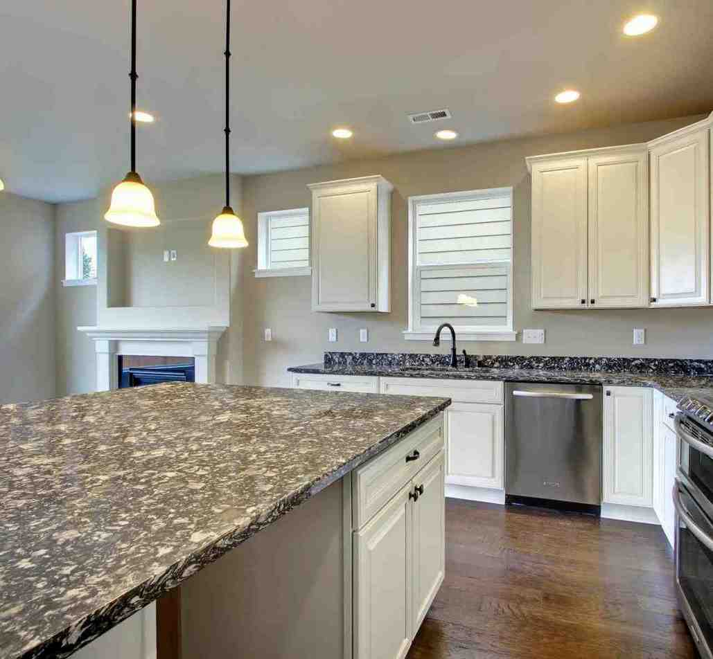 Granite Countertop Colors with White Cabinets - Home ...