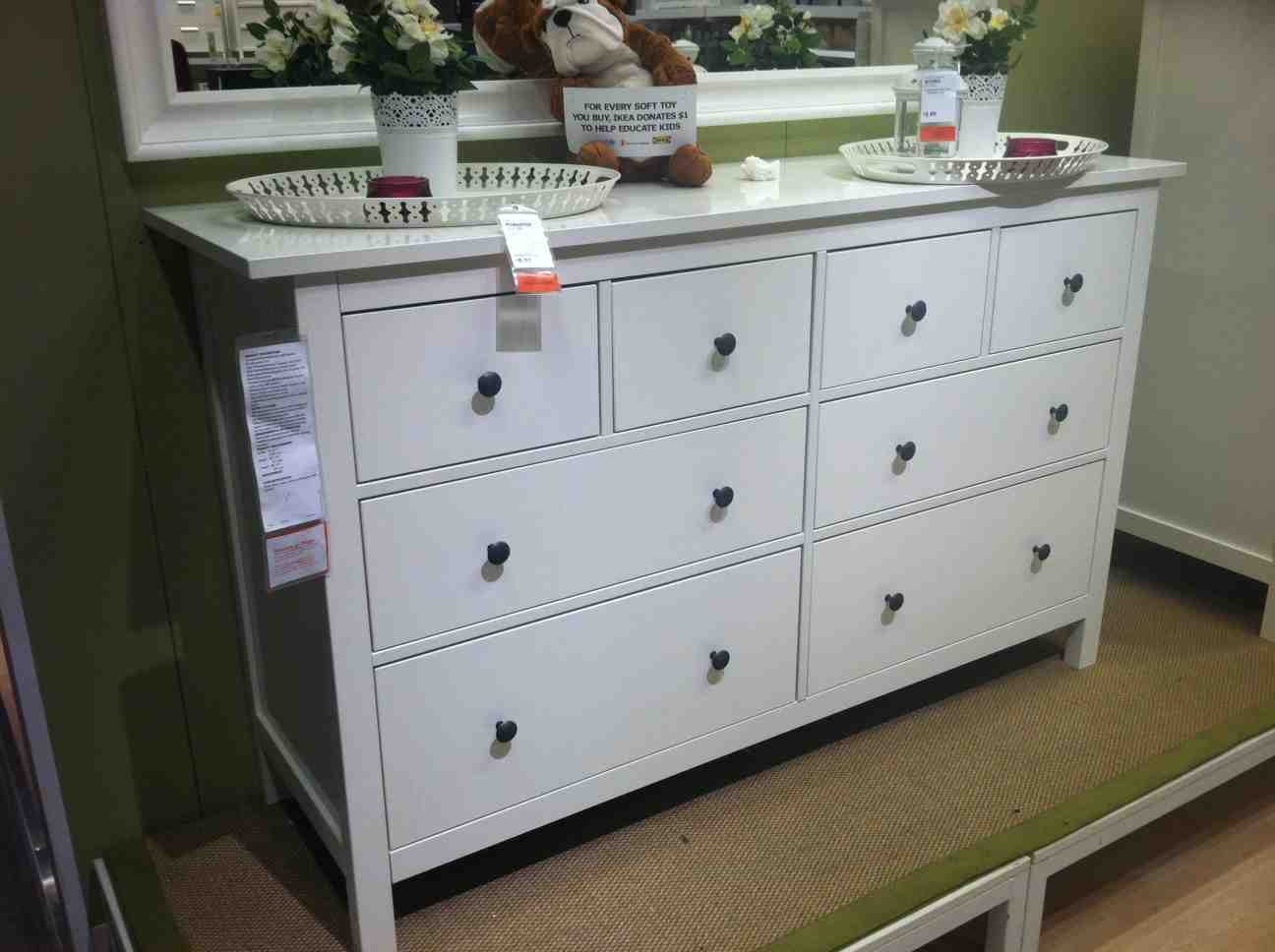 Ikea 8 drawer dresser home furniture design - Style your home with ikea contemporary furniture ...