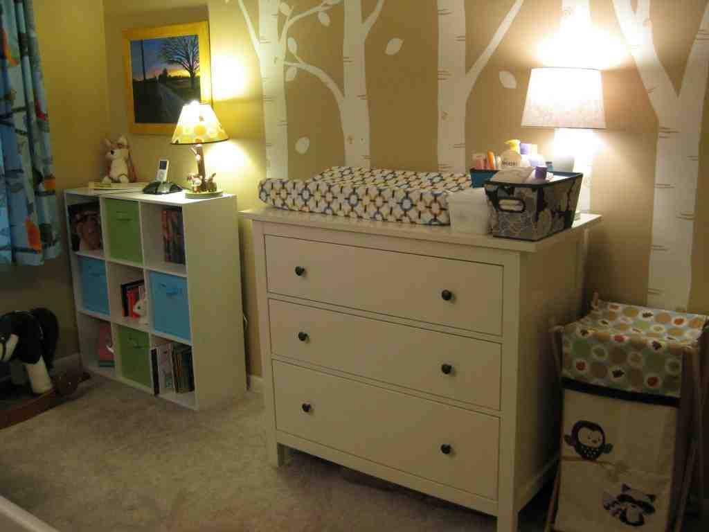 Ikea Dresser Changing Table Home Furniture Design